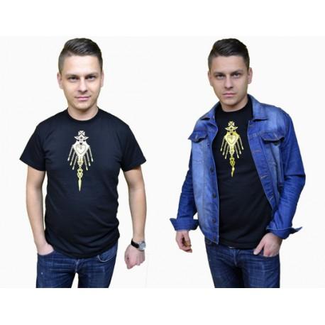 T-shirt spinka góralska parzenica